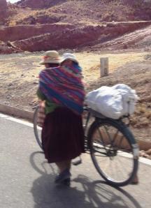 The Peruvian Stroller